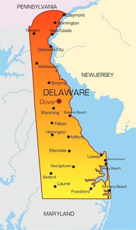 Een Inc. oprichten in de state Delaware.