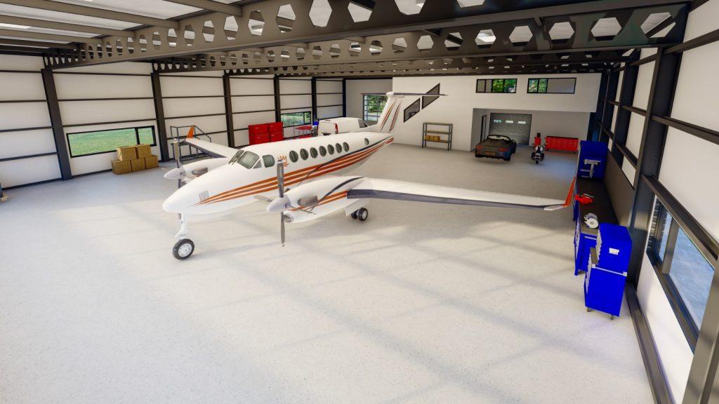 layout-of-hangar