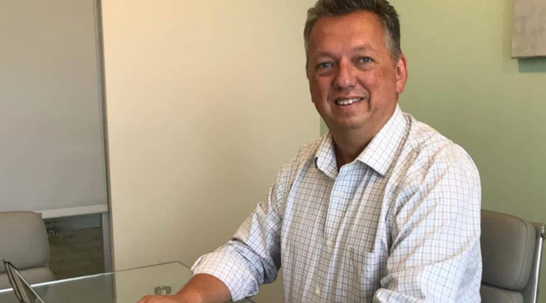 Erik Broekhuijsen, Chief Executive Officer of Van Holland Group