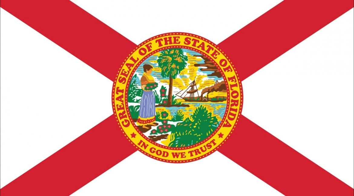State flag of Florida | Incorporate in Florida