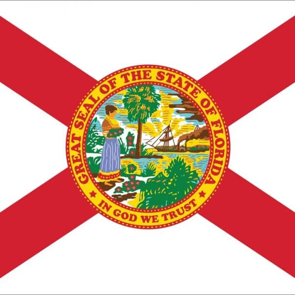 State flag of Florida   Incorporate in Florida